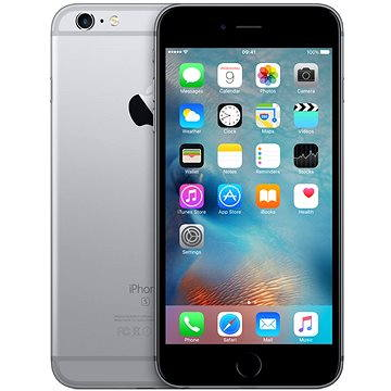 iPhone 6s Plus 128GB Space Gray (MKUD2CN/A)