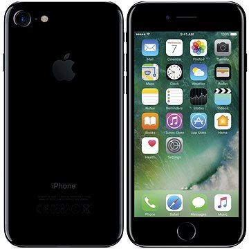 iPhone 7 32GB Temně černý (MQTX2CN/A) + ZDARMA Digitální předplatné Interview - SK - Roční od ALZY Poukaz Elektronický dárkový poukaz Alza.cz v hodnotě 1000 Kč, platnost do 31/12/2017