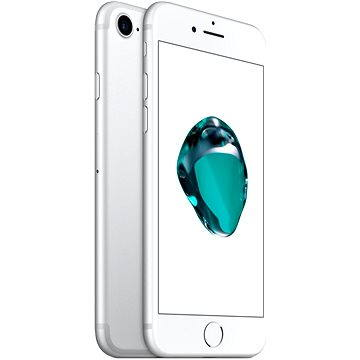 iPhone 7 128GB Silver (MN932CN/A) + ZDARMA Album MP3 Zimní playlist 2017 Digitální předplatné Týden - roční