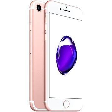 iPhone 7 128GB Růžově zlatý (MN952CN/A) + ZDARMA Digitální předplatné Týden - roční
