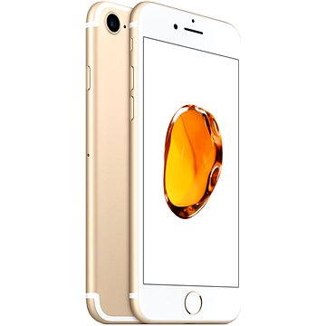 iPhone 7 256GB Zlatý (MN992CN/A) + ZDARMA Digitální předplatné Týden - roční