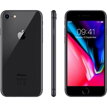 iPhone 8 256GB Vesmírně šedý (MQ7C2CN/A) + ZDARMA Digitální předplatné Interview - SK - Roční od ALZY