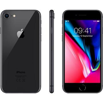iPhone 8 128 GB vesmírne sivá(MX162CN/A)