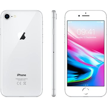 iPhone 8 128GB stříbrná (MX172CN/A)