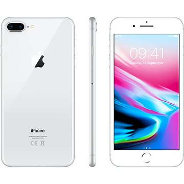 iPhone 8 Plus 256GB Stříbrný (MQ8Q2CN/A)