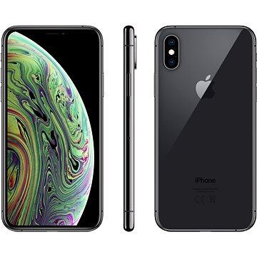 iPhone Xs 64GB vesmírně šedá (MT9E2CN/A)