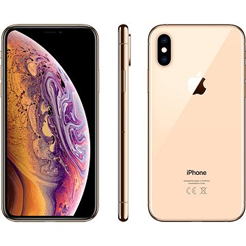 iPhone Xs 64GB zlatá (MT9G2CN/A)
