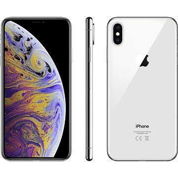 iPhone Xs Max 256GB stříbrná (MT542CN/A)