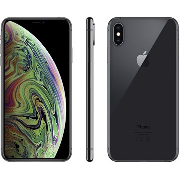 iPhone Xs Max 256GB vesmírně šedá (MT532CN/A)