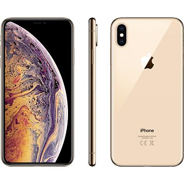 iPhone Xs Max 256GB zlatá (MT552CN/A)