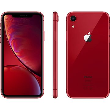 iPhone Xr 64GB červená (MRY62CN/A)