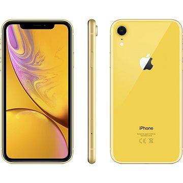 iPhone Xr 64GB žlutá (MRY72CN/A)