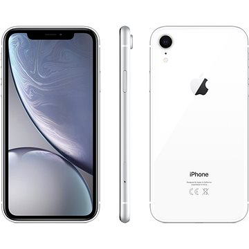 iPhone Xr 128GB bílá (MRYD2CN/A / MH7M3CN/A)