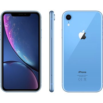 iPhone Xr 128GB modrá (MRYH2CN/A)