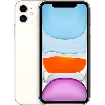 iPhone 11 128 GB biela(MWM22CN/A)