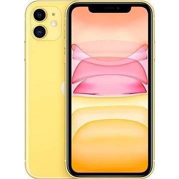 iPhone 11 256GB žlutá (MWMA2CN/A)