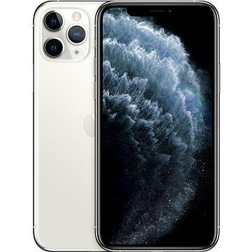 iPhone 11 Pro 256GB stříbrná (MWC82CN/A)