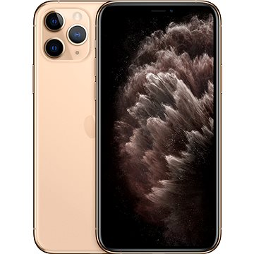 iPhone 11 Pro 256GB zlatá (MWC92CN/A)
