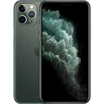 iPhone 11 Pro 512GB půlnoční zelená (MWCG2CN/A)