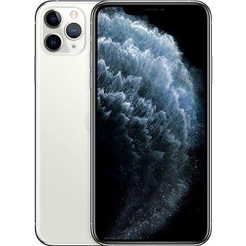 iPhone 11 Pro Max 64GB stříbrná (MWHF2CN/A)