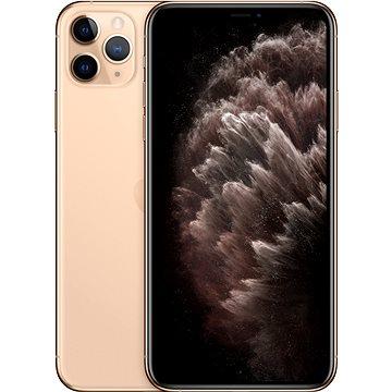 iPhone 11 Pro Max 64GB zlatá (MWHG2CN/A)