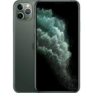 iPhone 11 Pro Max 512GB půlnoční zelená (MWHR2CN/A)