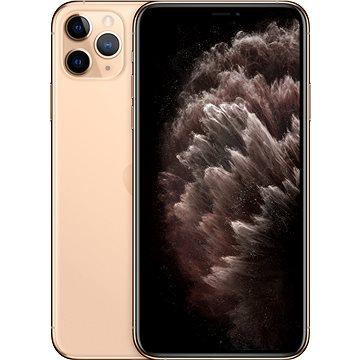 iPhone 11 Pro Max 512GB zlatá (MWHQ2CN/A)