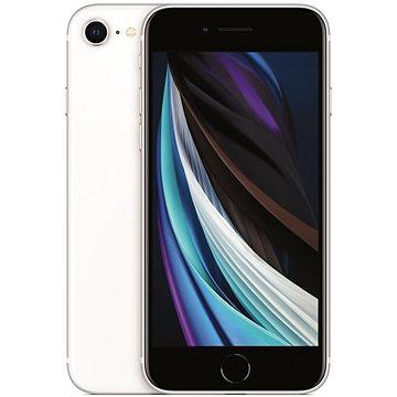 iPhone SE 128GB bílá 2020 (MXD12CN/A)