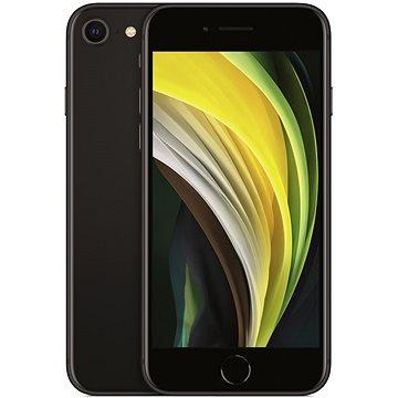 iPhone SE 128GB černá 2020 (MXD02CN/A / MHGT3CN/A)