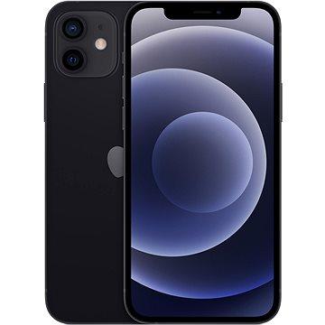 iPhone 12 Mini 64GB černá (MGDX3CN/A)