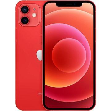 iPhone 12 Mini 64GB červená (MGE03CN/A)