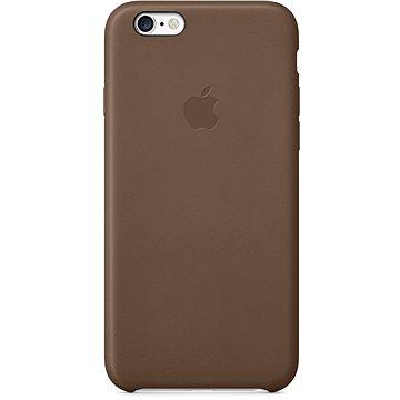 Apple iPhone 6 Plus kryt hnědý (MGQR2ZM/A)
