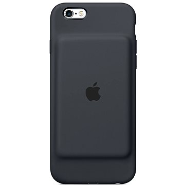 Apple iPhone 6s Smart Battery Case Charcoal Gray (MGQL2ZM/A)