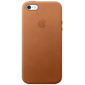 Apple iPhone SE kryt sedlově hnědý (mnyw2zm/a)