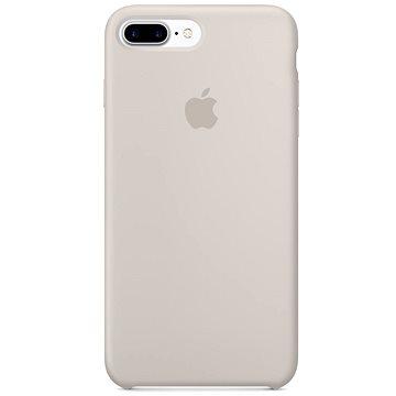iPhone 7 Plus Silikonový kryt kamenně šedý (MMQW2ZM/A)