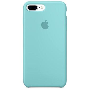 iPhone 7 Plus Silikonový kryt jezerně modrý (MMQY2ZM/A)