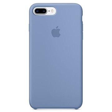 iPhone 7 Plus Silikonový kryt blankytný (mq0m2zm/a)