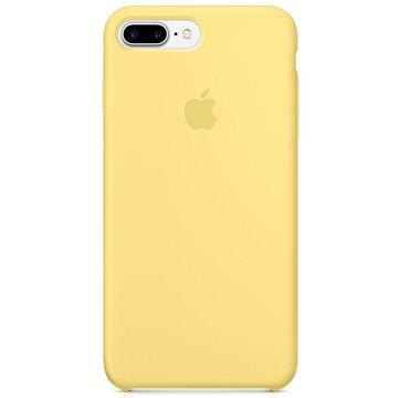 iPhone 7 Plus Silikonový kryt pampeliškový (MQ5E2ZM/A)