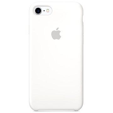iPhone 7 Silikonový kryt bílý (MMWF2ZM/A)