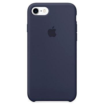 iPhone 7 Silikonový kryt půlnočně modrý (MMWK2ZM/A)