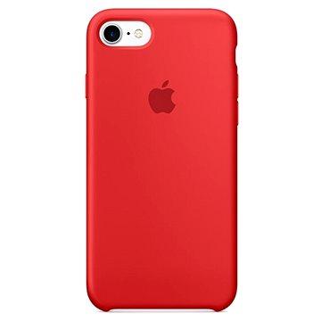 iPhone 7 Silikonový kryt červený (MMWN2ZM/A)