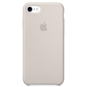 iPhone 7 Silikonový kryt kamenně šedý (MMWR2ZM/A)