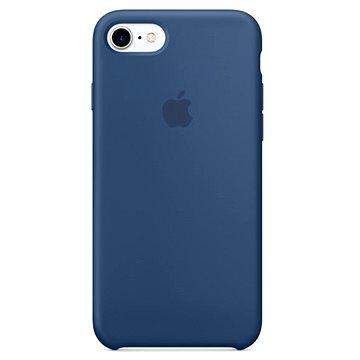 iPhone 7 Silikonový kryt mořsky modrý (MMWW2ZM/A)