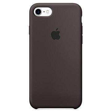 iPhone 7 Silikonový kryt kakaově hnědý (MMX22ZM/A)