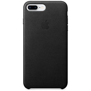 iPhone 8 Plus/7 Plus Kožený kryt černý (MQHM2ZM/A)