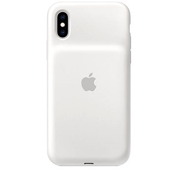 iPhone XS Smart Battery Case White (MRXL2ZM/A)