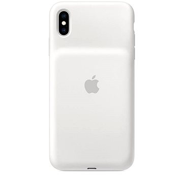 iPhone XS Max Smart Battery Case White (MRXR2ZM/A)