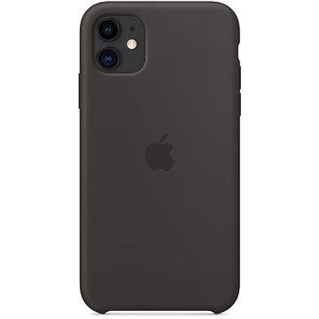 Apple iPhone 11 Silikónový kryt čierny(MWVU2ZM/A)