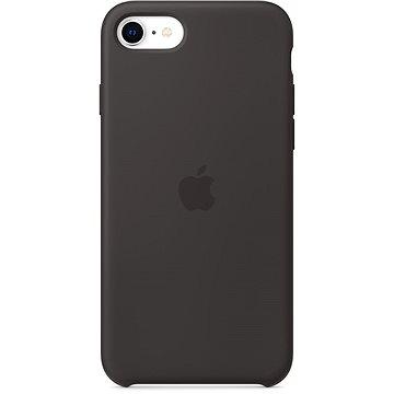 Apple iPhone SE 2020 silikonový kryt černý (MXYH2ZM/A)