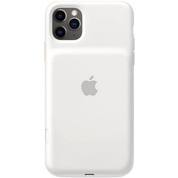 Apple Smart Battery Case na iPhone 11 Pro Max – bílý (mwvq2zy/a)